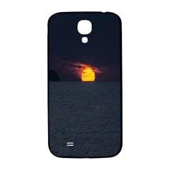 Sunset Ocean Azores Portugal Sol Samsung Galaxy S4 I9500/I9505  Hardshell Back Case