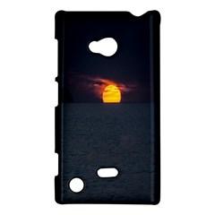Sunset Ocean Azores Portugal Sol Nokia Lumia 720