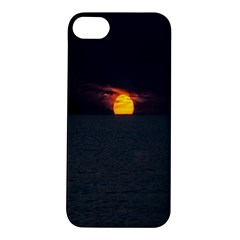 Sunset Ocean Azores Portugal Sol Apple iPhone 5S/ SE Hardshell Case