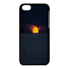 Sunset Ocean Azores Portugal Sol Apple iPhone 5C Hardshell Case