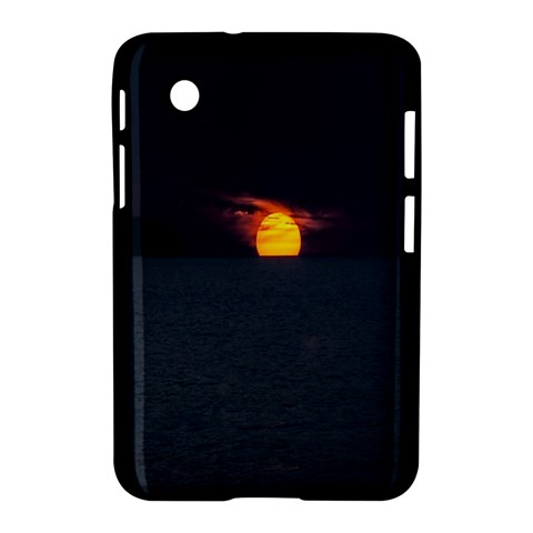 Sunset Ocean Azores Portugal Sol Samsung Galaxy Tab 2 (7 ) P3100 Hardshell Case
