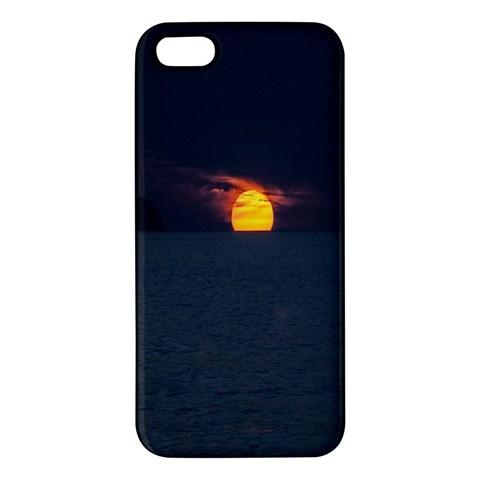 Sunset Ocean Azores Portugal Sol iPhone 5S/ SE Premium Hardshell Case