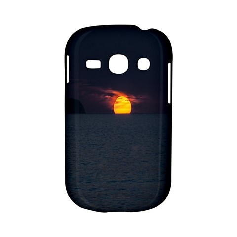 Sunset Ocean Azores Portugal Sol Samsung Galaxy S6810 Hardshell Case