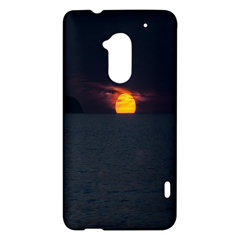 Sunset Ocean Azores Portugal Sol HTC One Max (T6) Hardshell Case