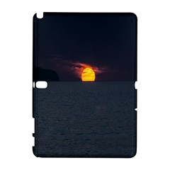 Sunset Ocean Azores Portugal Sol Samsung Galaxy Note 10.1 (P600) Hardshell Case
