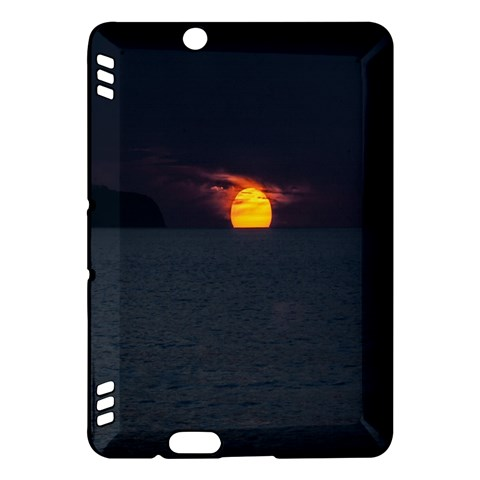 Sunset Ocean Azores Portugal Sol Kindle Fire HDX Hardshell Case