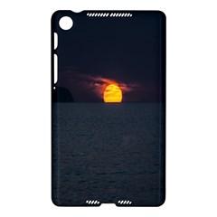 Sunset Ocean Azores Portugal Sol Nexus 7 (2013)