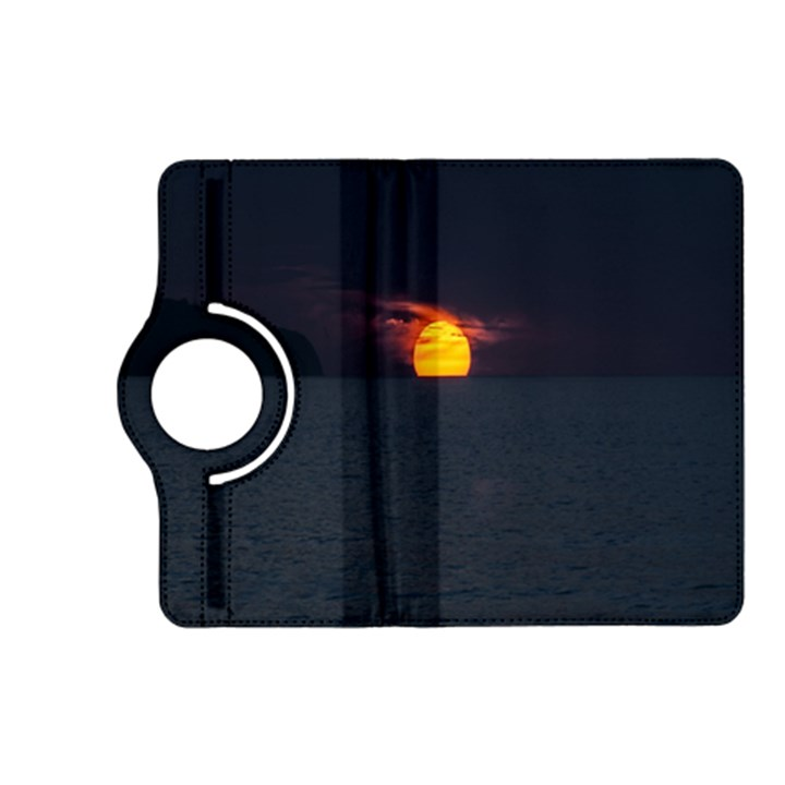 Sunset Ocean Azores Portugal Sol Kindle Fire HD (2013) Flip 360 Case