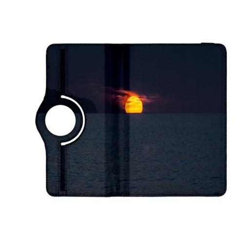Sunset Ocean Azores Portugal Sol Kindle Fire HDX 8.9  Flip 360 Case
