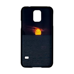 Sunset Ocean Azores Portugal Sol Samsung Galaxy S5 Hardshell Case