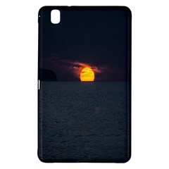 Sunset Ocean Azores Portugal Sol Samsung Galaxy Tab Pro 8.4 Hardshell Case