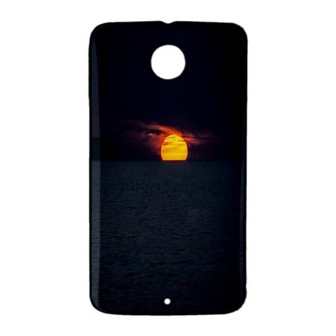 Sunset Ocean Azores Portugal Sol Nexus 6 Case (White)