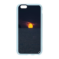 Sunset Ocean Azores Portugal Sol Apple Seamless iPhone 6/6S Case (Color)