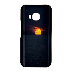 Sunset Ocean Azores Portugal Sol HTC One M9 Hardshell Case