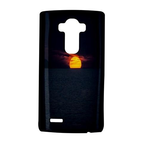 Sunset Ocean Azores Portugal Sol LG G4 Hardshell Case