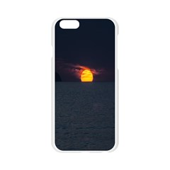 Sunset Ocean Azores Portugal Sol Apple Seamless iPhone 6/6S Case (Transparent)