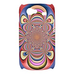 Pastel Shades Ornamental Flower Samsung Galaxy Nexus S i9020 Hardshell Case