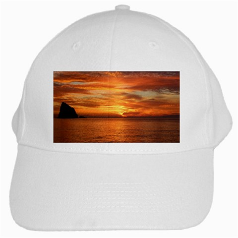 Sunset Sea Afterglow Boot White Cap