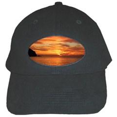 Sunset Sea Afterglow Boot Black Cap