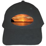 Sunset Sea Afterglow Boot Black Cap Front