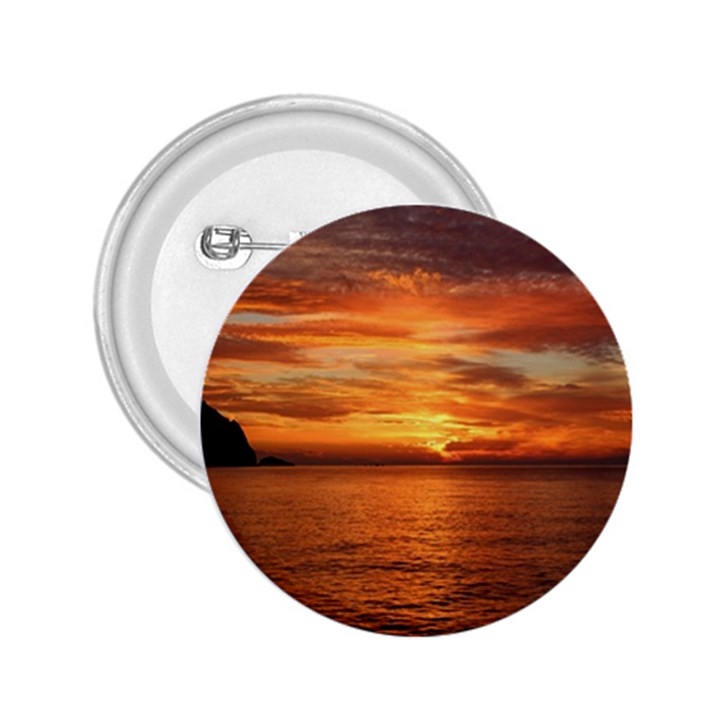 Sunset Sea Afterglow Boot 2.25  Buttons