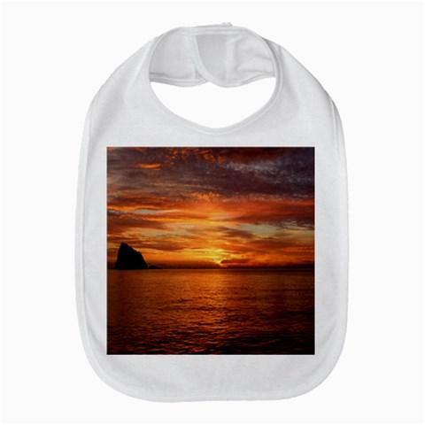 Sunset Sea Afterglow Boot Bib