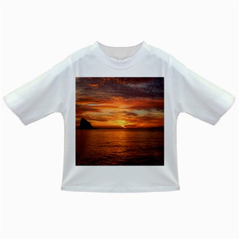 Sunset Sea Afterglow Boot Infant/Toddler T-Shirts