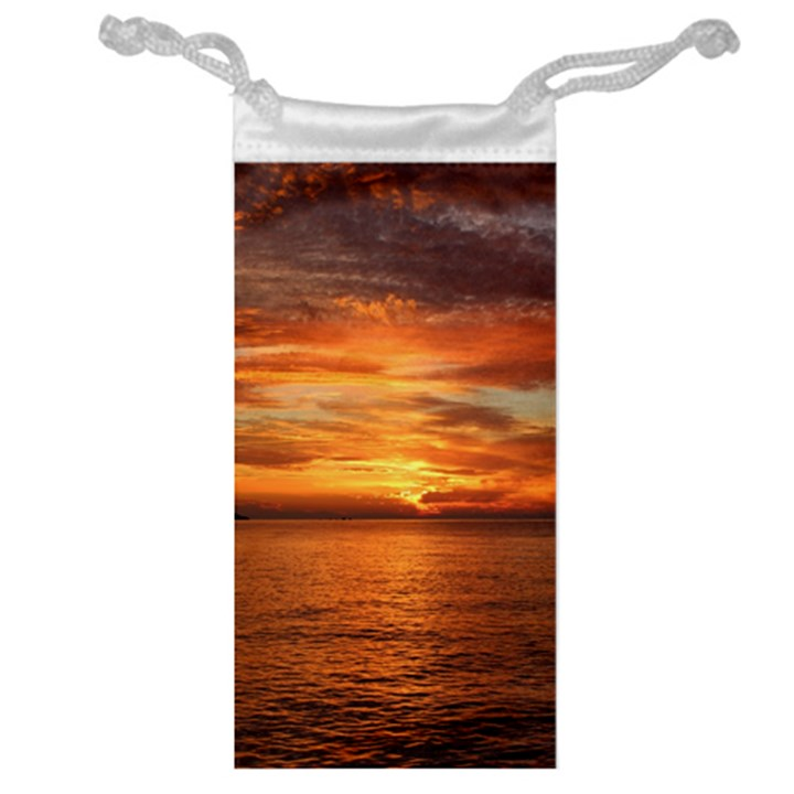 Sunset Sea Afterglow Boot Jewelry Bags