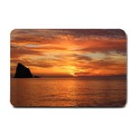 Sunset Sea Afterglow Boot Small Doormat  24 x16 Door Mat - 1