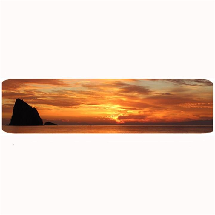 Sunset Sea Afterglow Boot Large Bar Mats