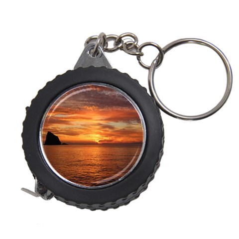 Sunset Sea Afterglow Boot Measuring Tapes