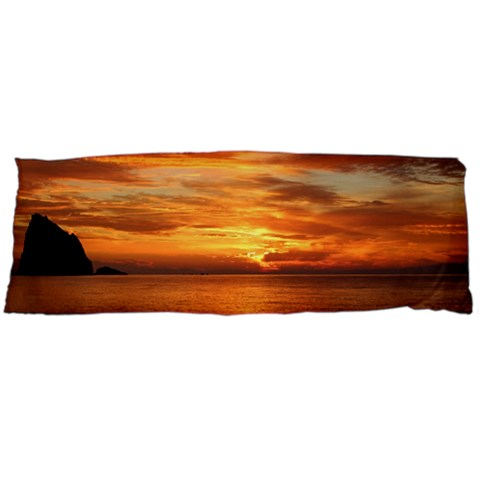 Sunset Sea Afterglow Boot Body Pillow Case Dakimakura (Two Sides)