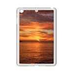 Sunset Sea Afterglow Boot iPad Mini 2 Enamel Coated Cases Front