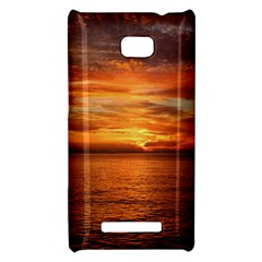 Sunset Sea Afterglow Boot HTC 8X