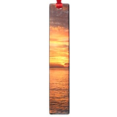 Sunset Sea Afterglow Boot Large Book Marks
