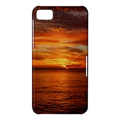 Sunset Sea Afterglow Boot BlackBerry Z10