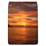 Sunset Sea Afterglow Boot Flap Covers (L)  Front