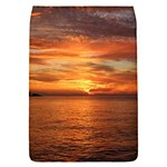 Sunset Sea Afterglow Boot Flap Covers (S)  Front