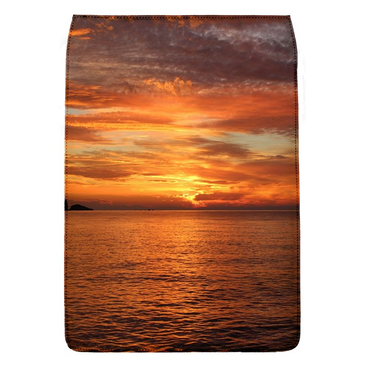 Sunset Sea Afterglow Boot Flap Covers (S)
