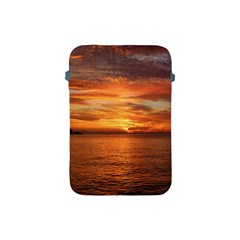 Sunset Sea Afterglow Boot Apple iPad Mini Protective Soft Cases