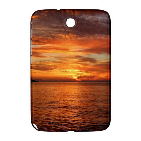 Sunset Sea Afterglow Boot Samsung Galaxy Note 8.0 N5100 Hardshell Case