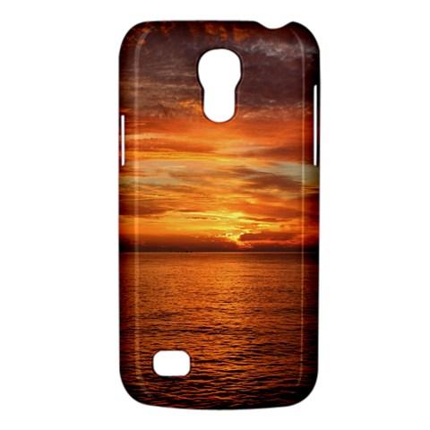 Sunset Sea Afterglow Boot Galaxy S4 Mini