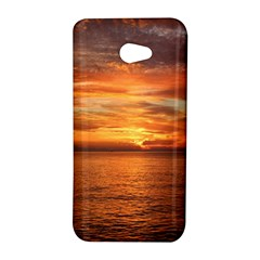 Sunset Sea Afterglow Boot HTC Butterfly S/HTC 9060 Hardshell Case