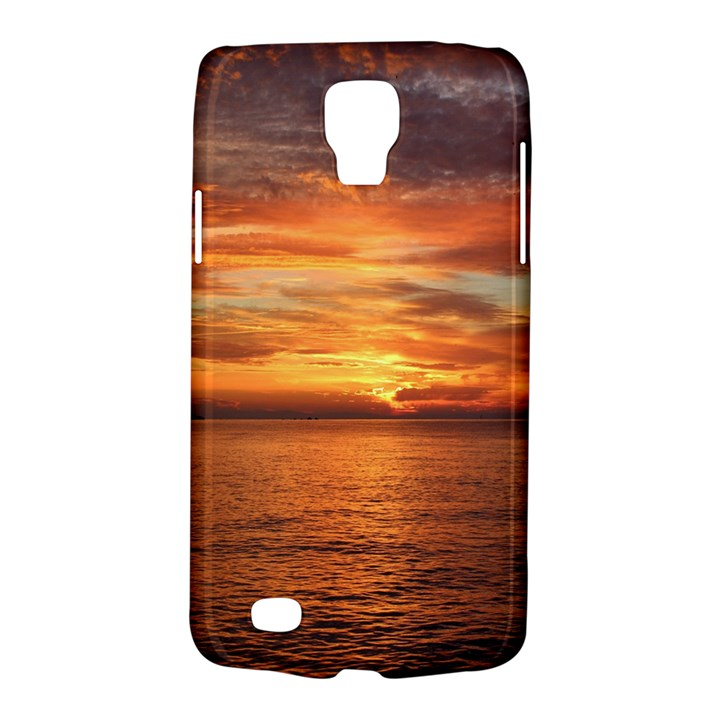 Sunset Sea Afterglow Boot Galaxy S4 Active