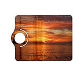 Sunset Sea Afterglow Boot Kindle Fire HD (2013) Flip 360 Case Front