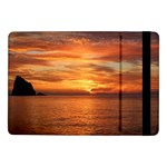 Sunset Sea Afterglow Boot Samsung Galaxy Tab Pro 10.1  Flip Case Front