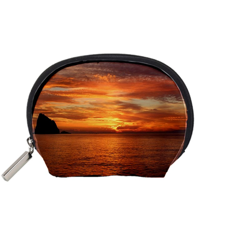 Sunset Sea Afterglow Boot Accessory Pouches (Small)