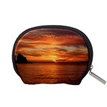 Sunset Sea Afterglow Boot Accessory Pouches (Small)  Back