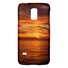 Sunset Sea Afterglow Boot Galaxy S5 Mini