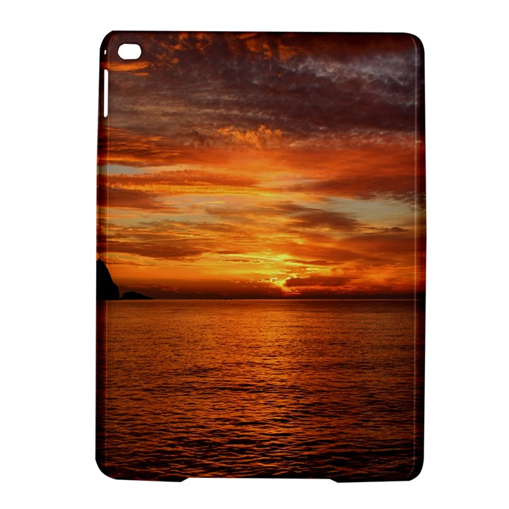 Sunset Sea Afterglow Boot iPad Air 2 Hardshell Cases